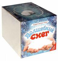 """Набор для опытов """"Волшебный снег. Подарочный набор"""""""