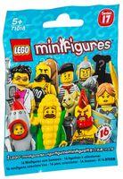 """LEGO Minifigures """"Серия 17"""""""