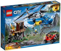 """LEGO City """"Погоня в горах"""""""