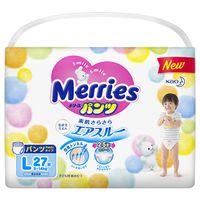 "Подгузники-трусики ""Merries L"" (9-14 кг; 27 шт.)"