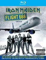 Iron Maiden. Flight 666 (Blu-Ray)