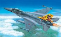 "Истребитель ""F-16 A/B Fighting Falcon"" (масштаб: 1/72)"
