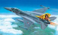 "Истребитель ""F-16 A/B Fighting Falcon"" (масштаб: 1/72)"
