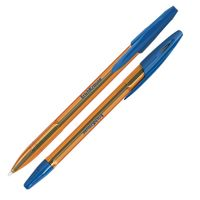 """Ручка шариковая синяя """"R-301 AMBER"""" (0,7 мм)"""