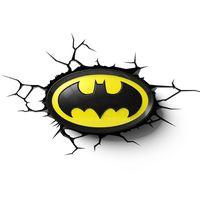 Декоративный светильник - Бэтмен. Логотип