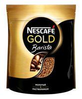 """Кофе растворимый с добавлением молотого """"Nescafe. Gold Barista"""" (75 г)"""