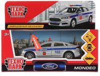 """Модель машины """"Ford Mondeo. Полиция"""" (со световыми и звуковыми эффектами; арт. MONDEO-P-SL)"""