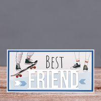 "Конверт для денег ""Best Friend"" (арт. 19-K-454)"