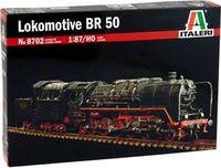 """Сборная модель """"Локомотив BR 50"""" (масштаб: 1/87)"""