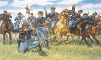 """Набор миниатюр """"Union Cavalry"""" (масштаб: 1/72)"""