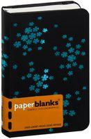 """Записная книжка Paperblanks """"Ледяные цветы"""" в линейку (формат: 95*140 мм, мини)"""