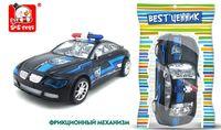 Полицейская машина фрикционная (арт. 100794510-00794510)