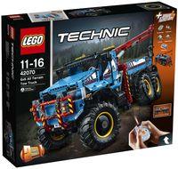 """LEGO Technic """"Аварийный внедорожник 6х6"""""""
