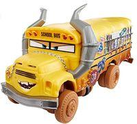 """Автобус """"Тачки 3. Сумасшедшая восьмерка. Мисс Крошка"""""""