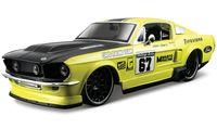 """Модель машины """"Ford Mustang GT (1967)"""" (масштаб: 1/24)"""