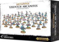 Warhammer Age of Sigmar. Tzeentch Arcanites. Changecult (71-60)