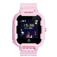 Умные часы Wonlex KT03 (розовые)