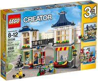 """LEGO Creator """"Магазин по продаже игрушек и продуктов"""""""