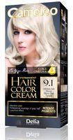 """Крем-краска для волос """"Cameleo"""" (тон: 9.1, ультра пепельный блондин)"""