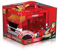 """Игровой набор """"Гараж Ferrari"""" (со звуковыми и световыми эффектам)"""
