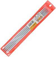 Спицы для вязания (металл; 4.5 мм; 5 шт.; арт. VT5)