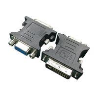 Адаптер Gembird Cablexpert A-DVI-VGA-BK