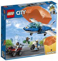 """LEGO City """"Воздушная полиция: арест парашютиста"""""""