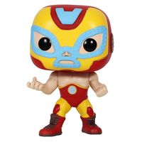 "Фигурка ""Luchadores Iron Man"""