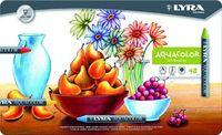 """Акварельные мелки """"LYRA AQUACOLOR"""" (48 цветов)"""