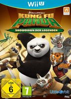 Kung Fu Panda: Showdown of Legendary Legends (Wii U)