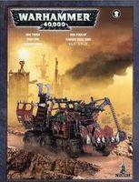 "Миниатюра ""Warhammer 40.000. Ork Trukk"" (50-09)"