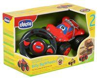 """Машинка на радиоуправлении """"Билли-большие колеса"""" (красная)"""