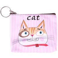 """Монетница """"Cat"""" (в ассортименте)"""