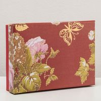 "Подарочная коробка ""Бабочки"" (арт. 3569225)"