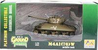 "Танк ""M4A1 (76)W Израиль"" (масштаб: 1/72)"