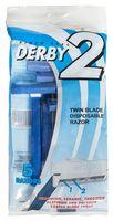 """Станок для бритья одноразовый """"Derby 2"""" (5 шт)"""