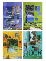 """Блокнот на спирали """"Landscapes"""" (А6; 40 листов)"""