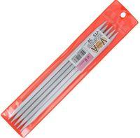 Спицы для вязания (металл; 6.0 мм; 5 шт.; арт. VT5)