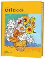 Записная книга-раскраска. ARTbook. Импрессионизм