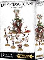Warhammer Age of Sigmar. Daughters of Khaine. Blood Coven (85-17)