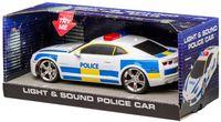 """Полицейская машина """"Chevrolet Camaro RS Police"""" (со световыми и звуковыми эффектами)"""