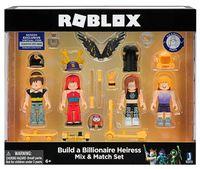 """Игровой набор """"Roblox. Создайте наследницу Миллиардера"""""""