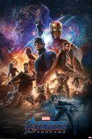 """Постер """"Avengers. Endgame"""""""