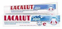 """Зубная паста """"Lacalut Alpin"""" (50 мл)"""