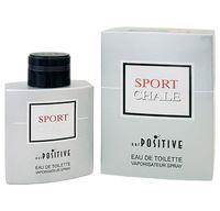 "Туалетная вода для мужчин ""Sport chale"" (90 мл)"