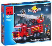 """Конструктор """"Fire Rescue. Пожарная охрана"""" (364 детали)"""