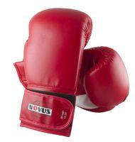Перчатки боксёрские LTB-16301 (L/XL; красные; 12 унций)