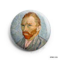 "Значок маленький ""Ван Гог"" (арт. 234)"
