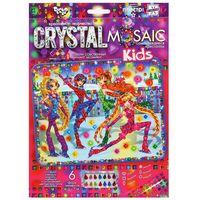 "Аппликация из страз ""Crystal Mosaic. Девочки-феи"""