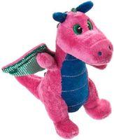 """Мягкая игрушка """"Дракон розовый"""" (12 см)"""
